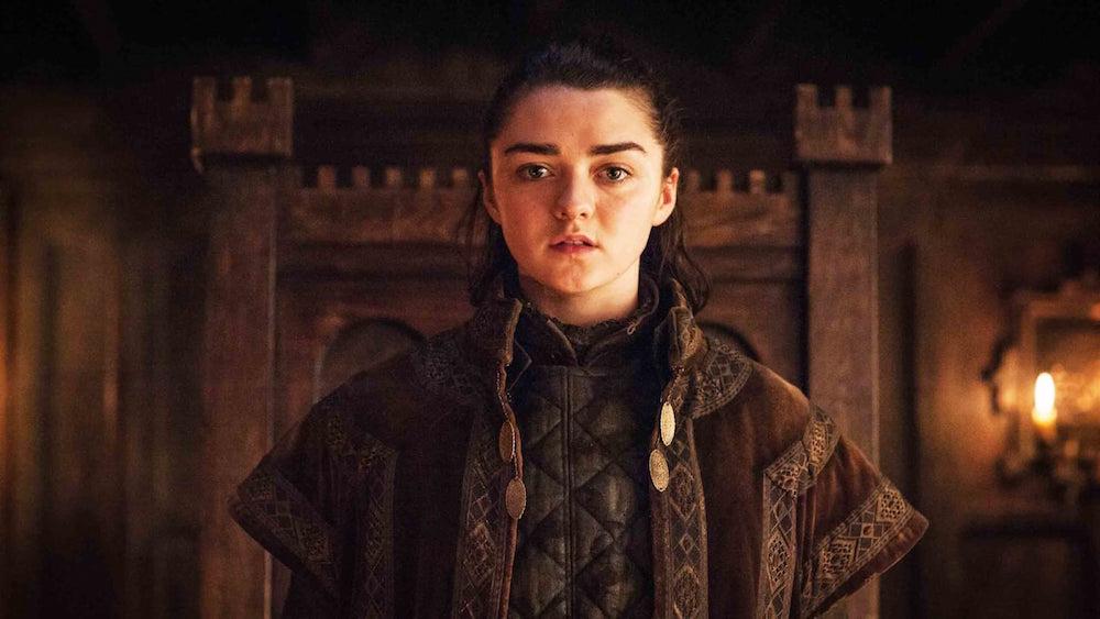 "Arya Stark from ""Game of Thrones"""