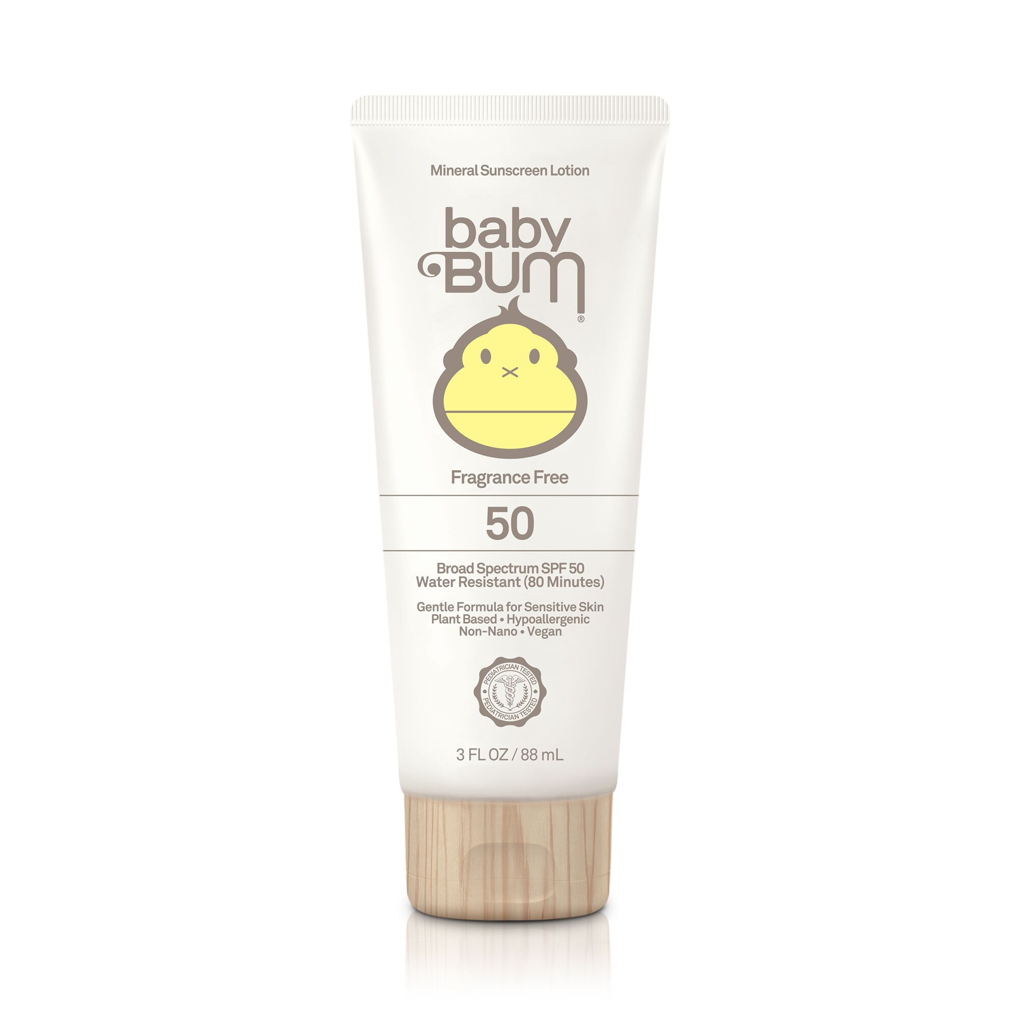 Coral reef-safe sunscreen