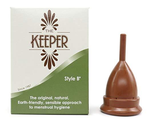 keeper menstrual cup
