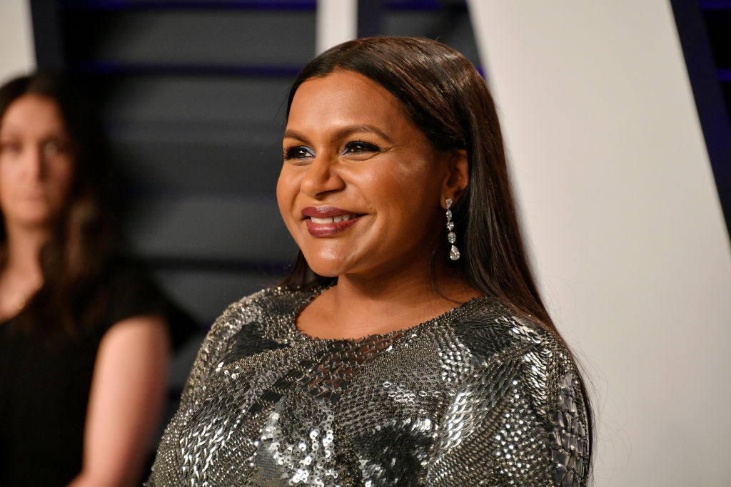 Picture of Mindy Kaling New Book