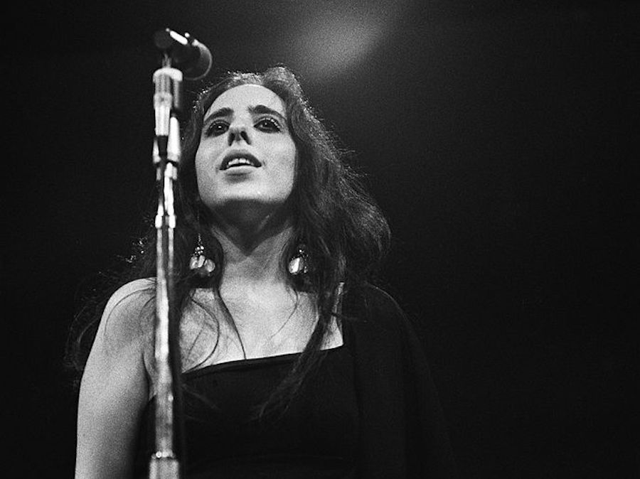 Laura Nyro at Monterey Pop Festival