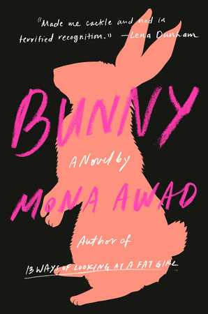 Bunny book cover