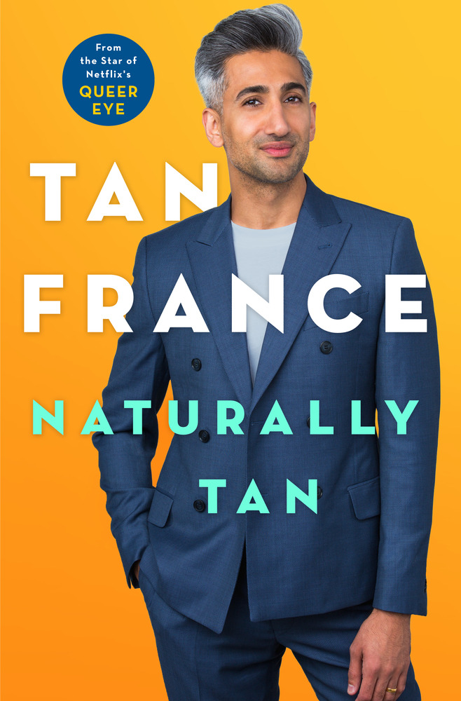 Naturally Tan book cover