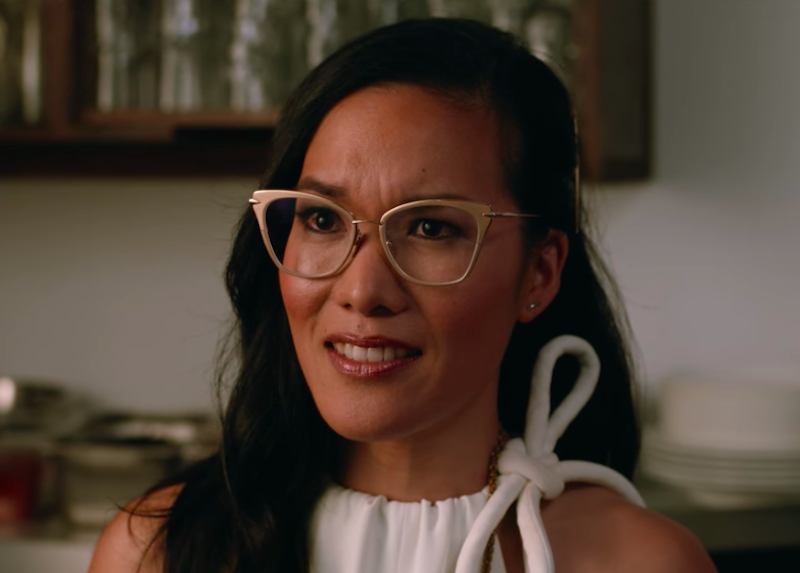 Ali Wong as Sasha Tran in Always Be My Maybe