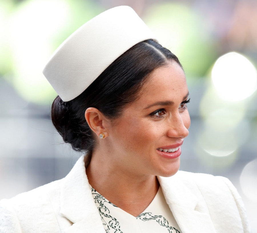 meghan markle on commonwealth day 2019