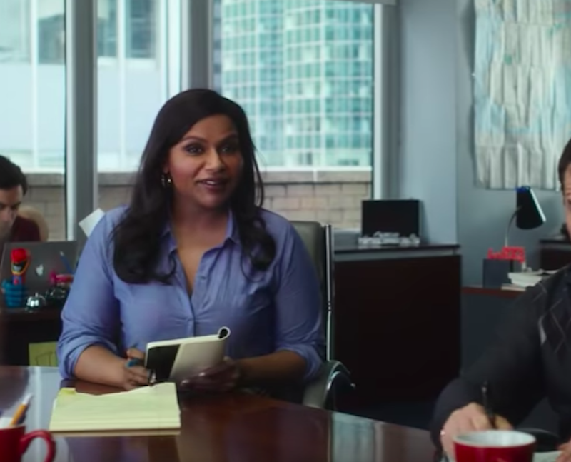 What Mindy Kaling S Late Night Gets Right About Working In Comedy Hellogiggles