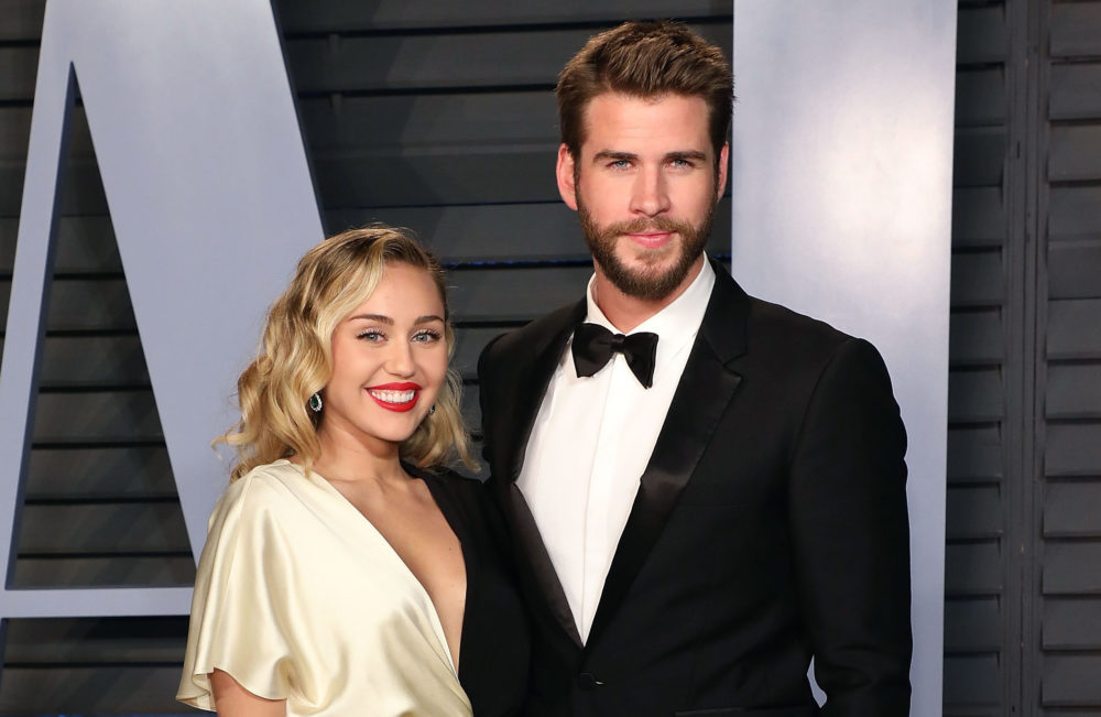 Miley and Liam