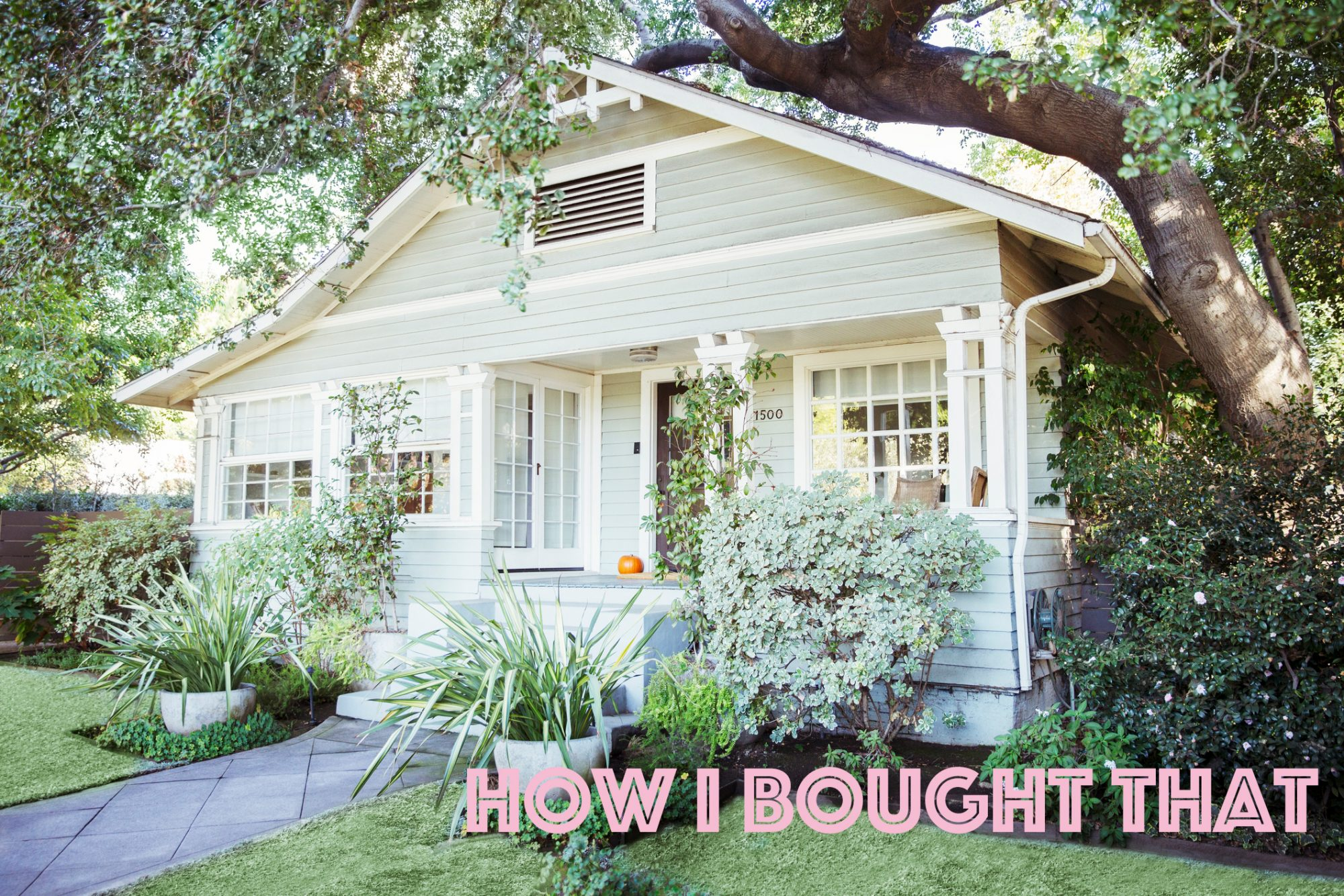 how i bought that house in los angeles