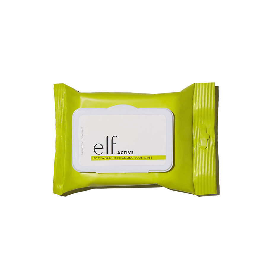 ELF Post Workout Cleansing Body Wipes