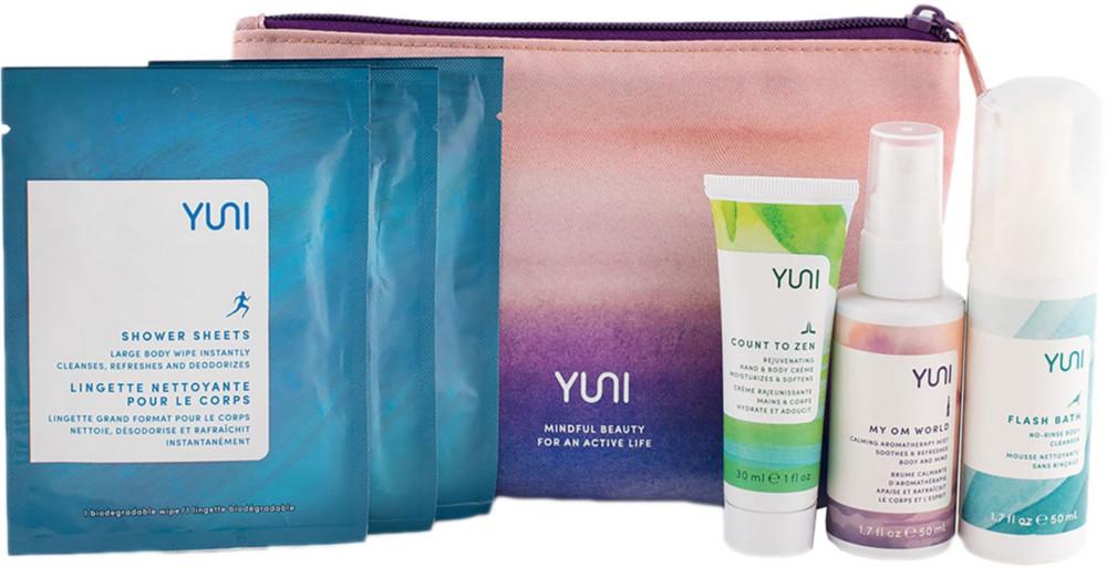 YUNI Beauty On the Run Travel Kit
