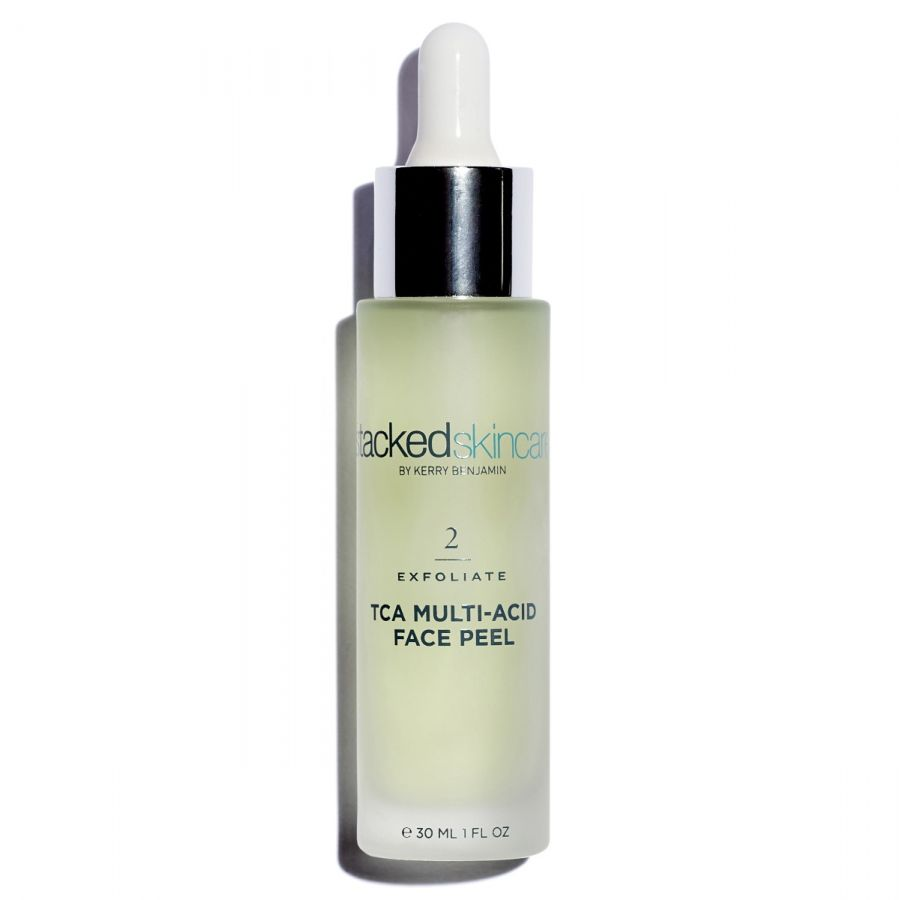 Stacked Skincare multi-acid peel