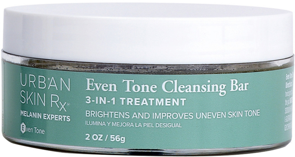 Urban Skin RX Even Tone Cleansing Bar 3-in-1 Treatment