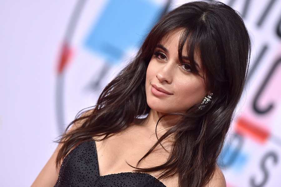 Camila Cabello attends the 2018 American Music Awards
