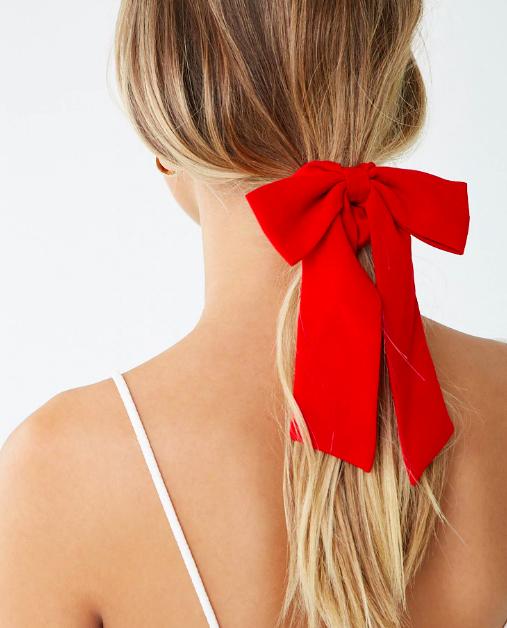 Forever 21 hair bow