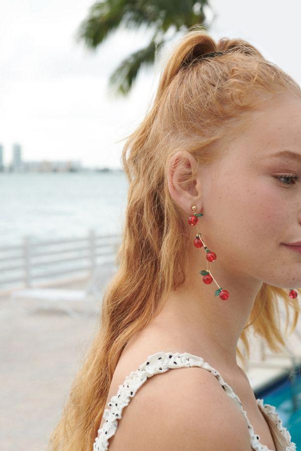 Urban Outfitters drop earrings