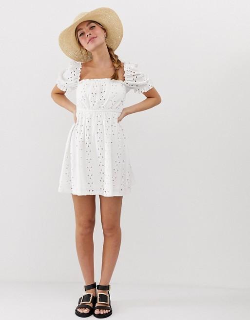 Asos prairie dress