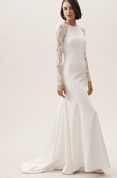 wedding dress gemini