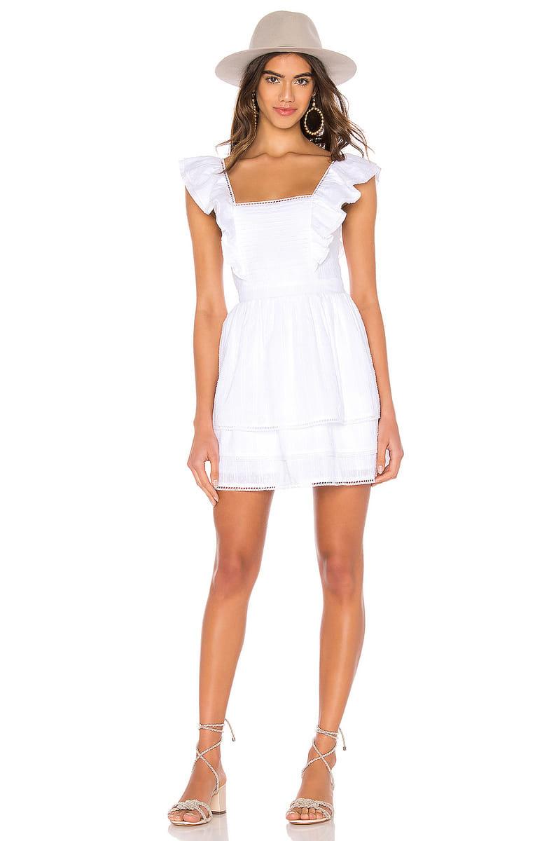 Majorelle Prairie Dress