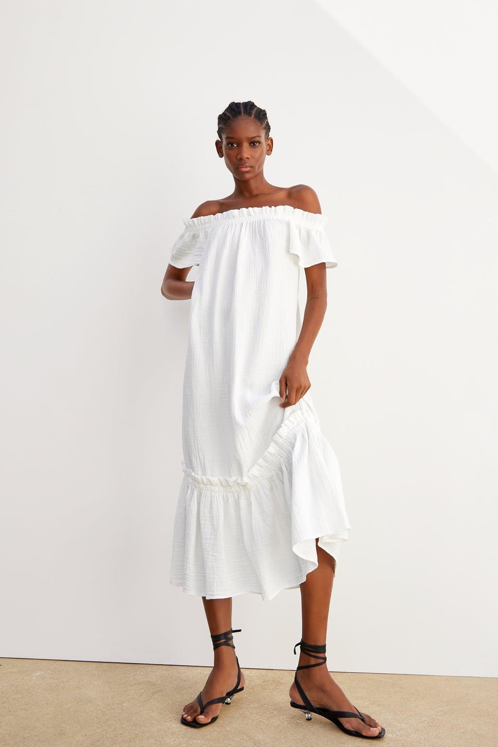 Zara prairie dress