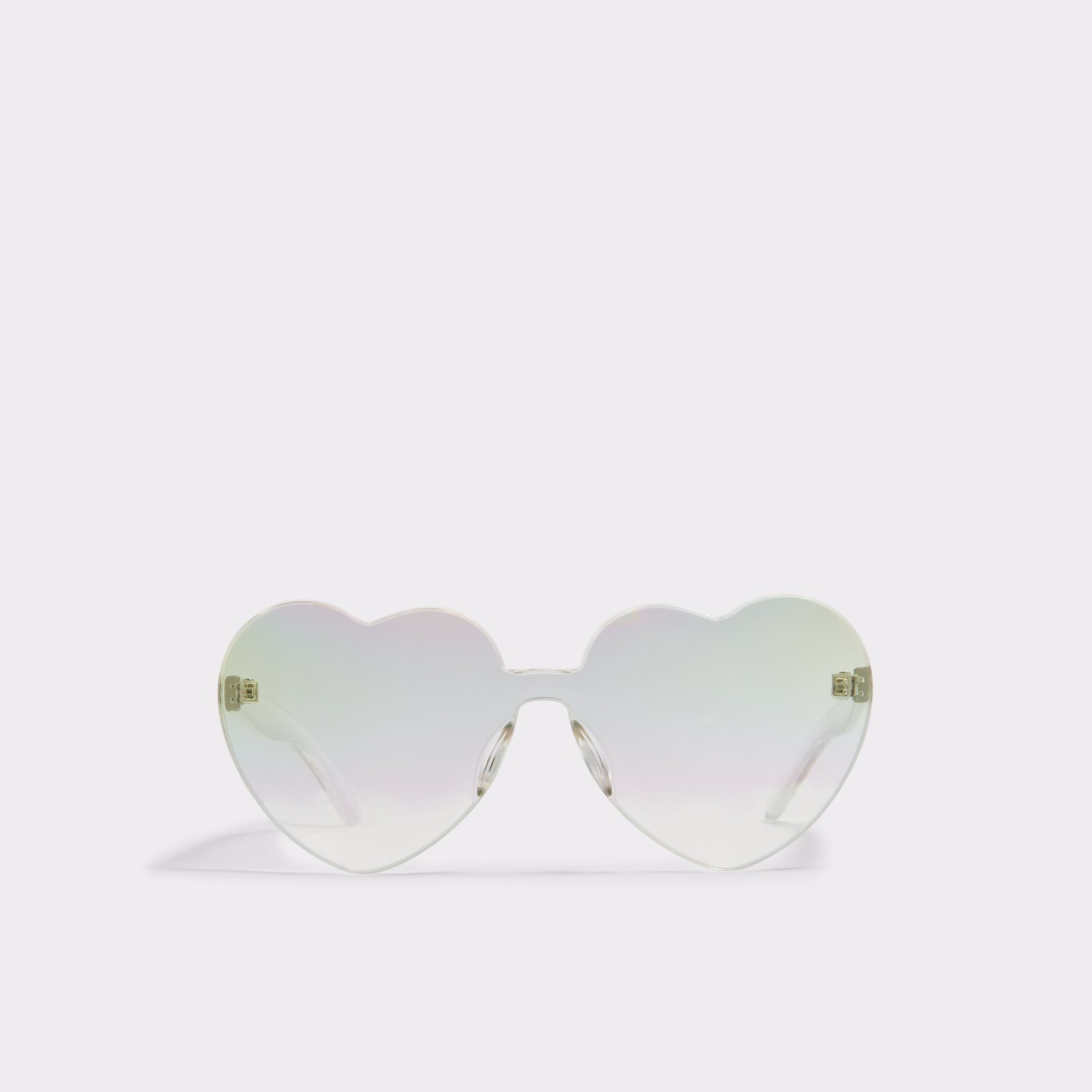 Aldo heart-shaped sunglasses