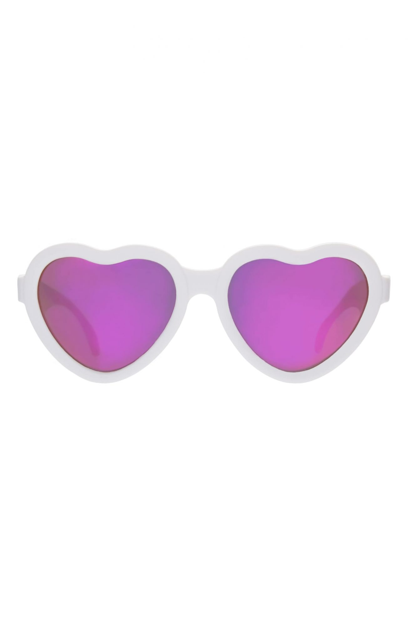 Babiators heart-shaped sunglasses
