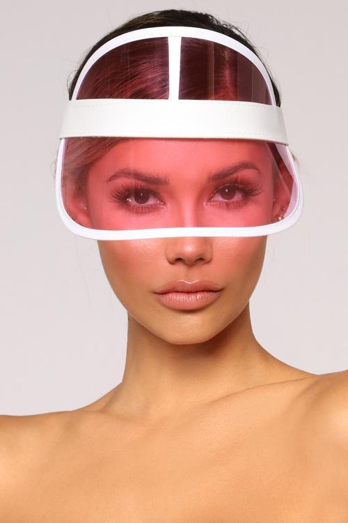 Fashion Nova visor