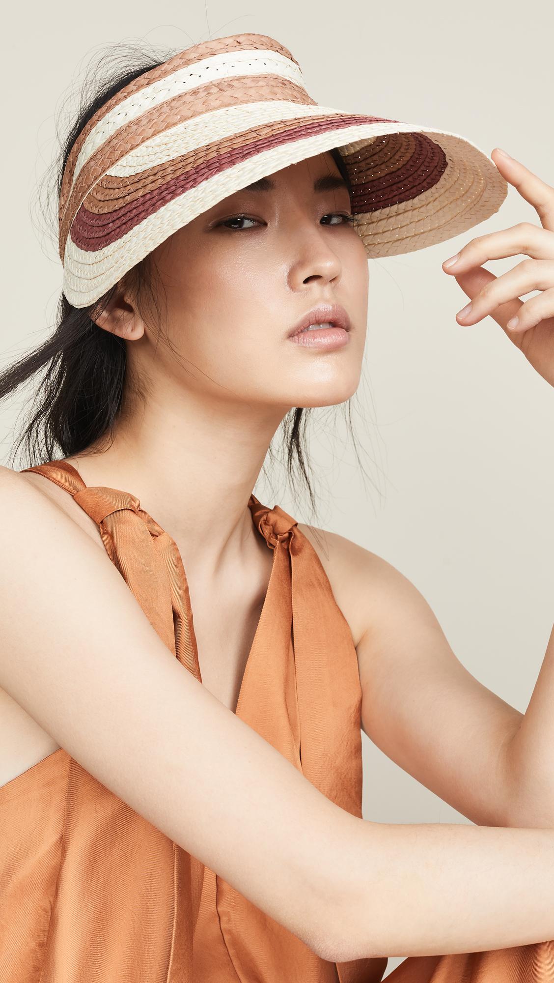 Hat Attack visor