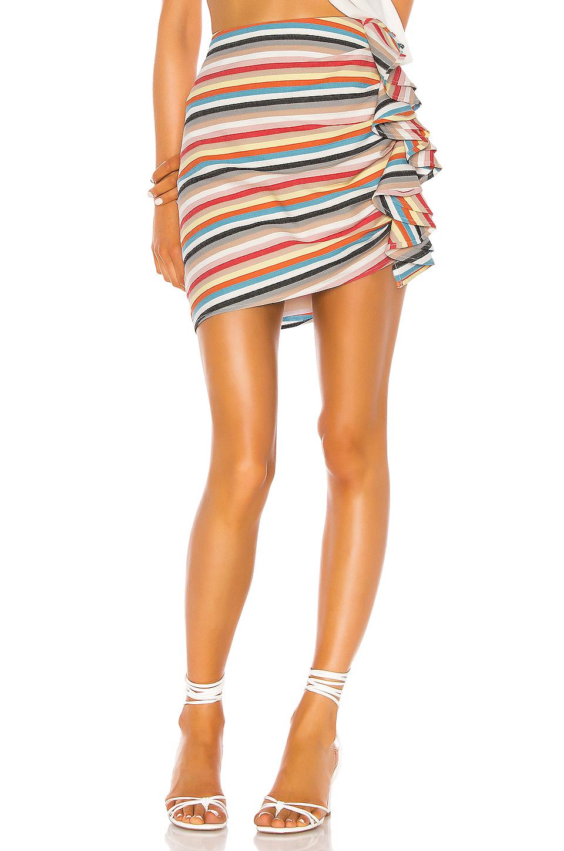 Elsie Mini Skirt from Shaycation x Revolve