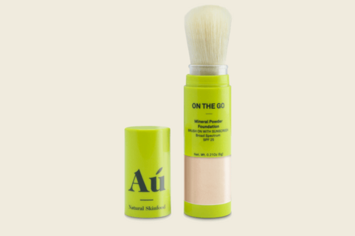 Au Natural Skinfood sunscreen powder