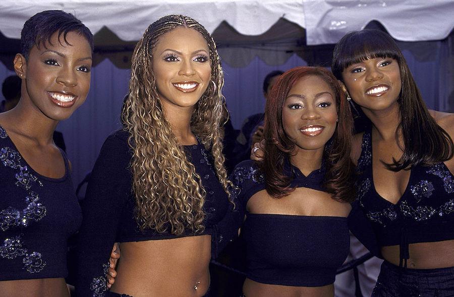 Destiny's Child in 1999