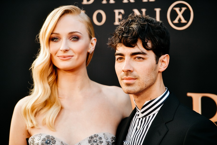 Sophie Turner and Joe Jonas, Harry Potter