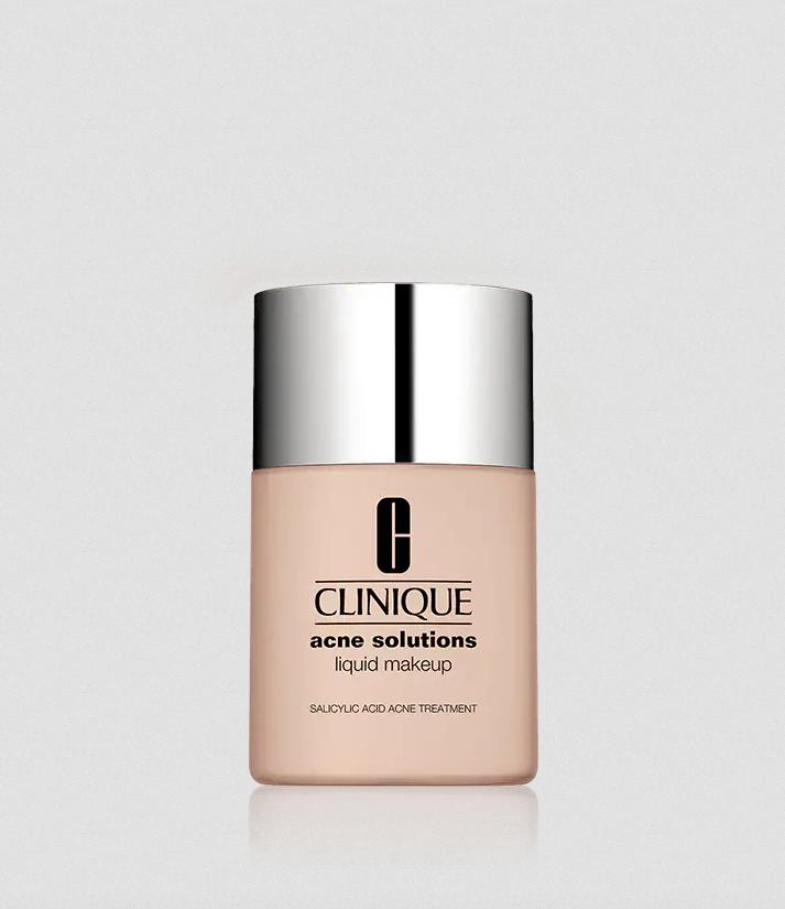 Cinique Acne Solutions Liquid Makeup bottle