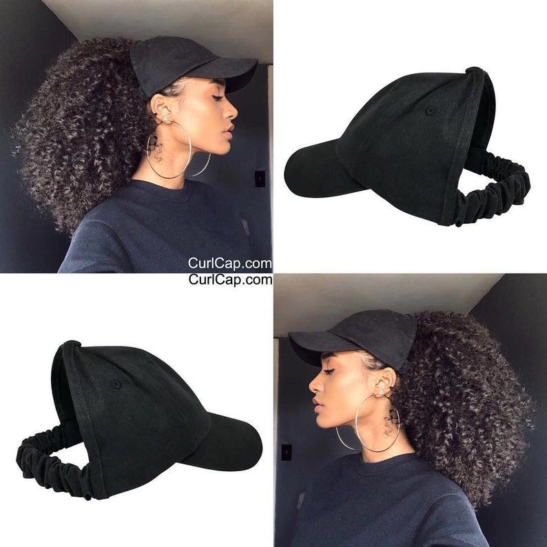 CurlCap-Satin-Lined-Baseball-Cap
