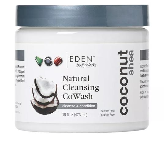 Eden Bodyworks Coconut Shea Natural Cleansing Co-Wash