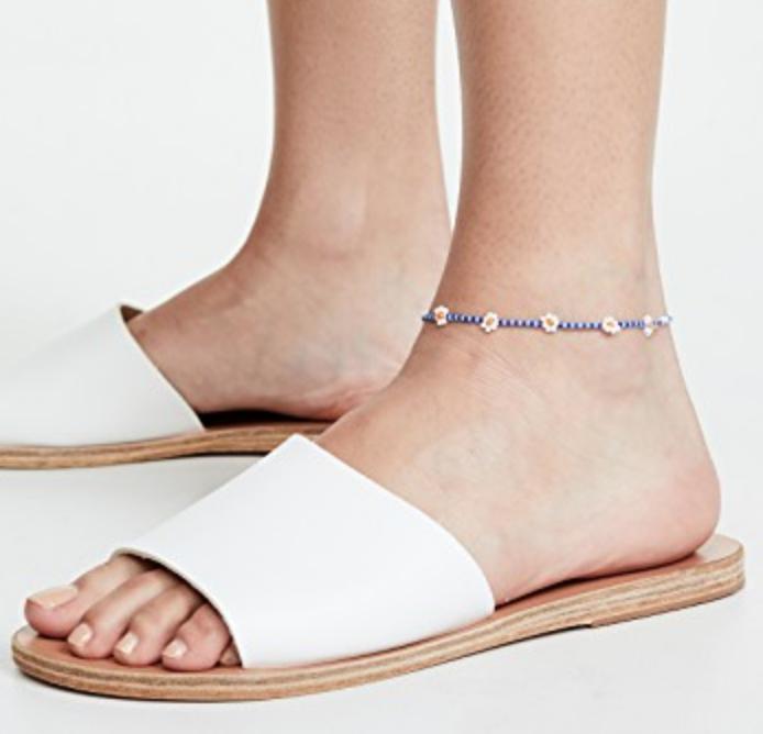 Shopbop-Floral-Anklet