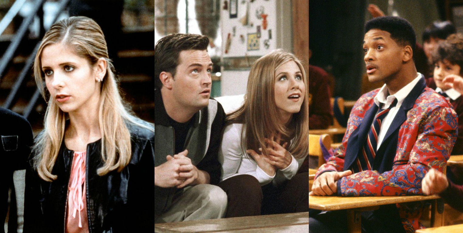 90s shows