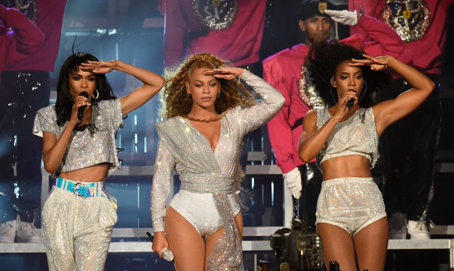 Destiny's Child reunion at Coachella