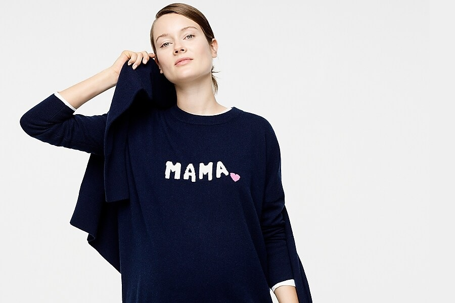 HATCH x J. Crew Mama shirt