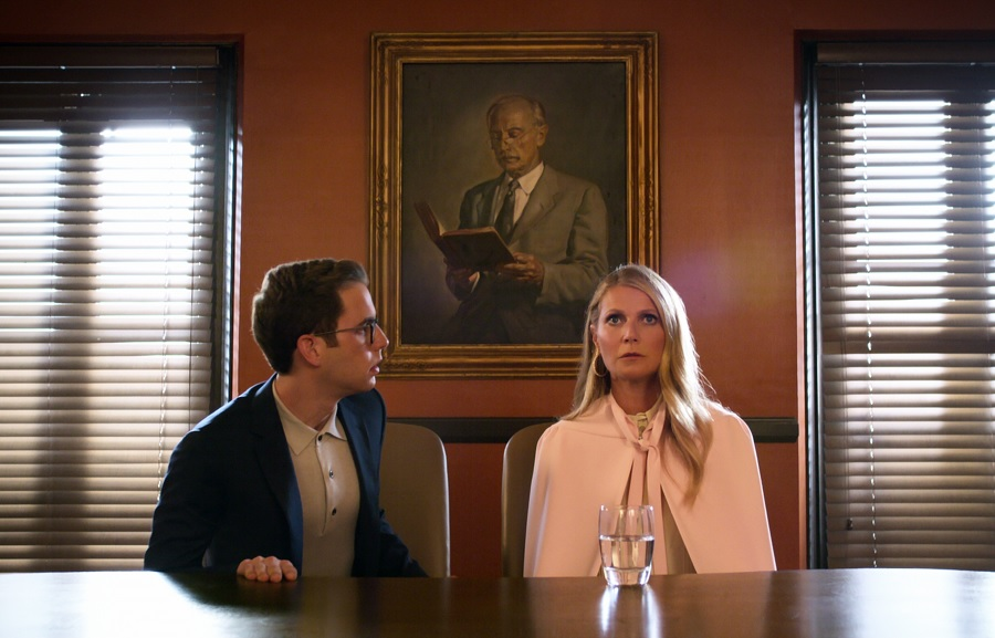 the politican ryan murphy show with gwyneth paltrow