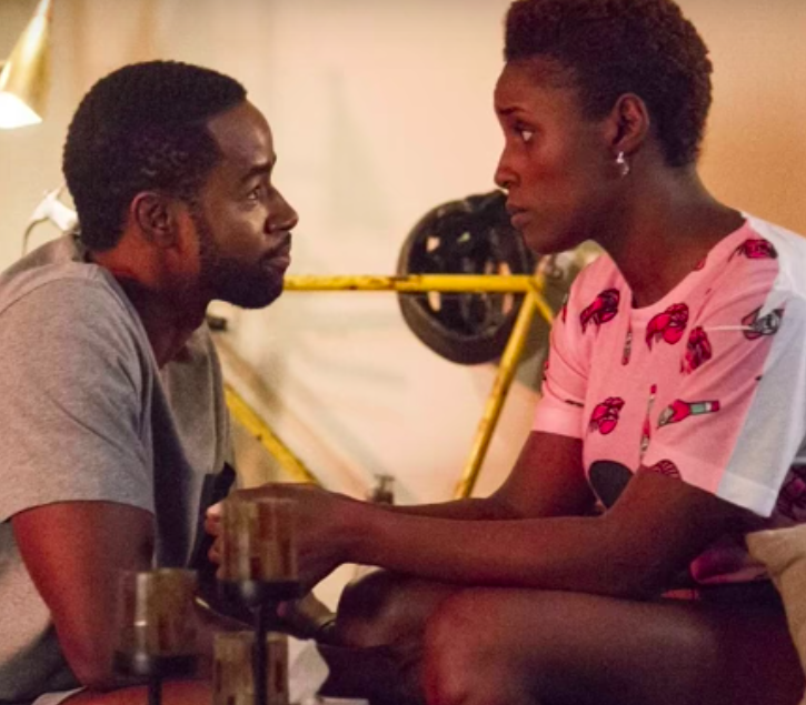 "Issa and Lawrence in ""Insecure"""