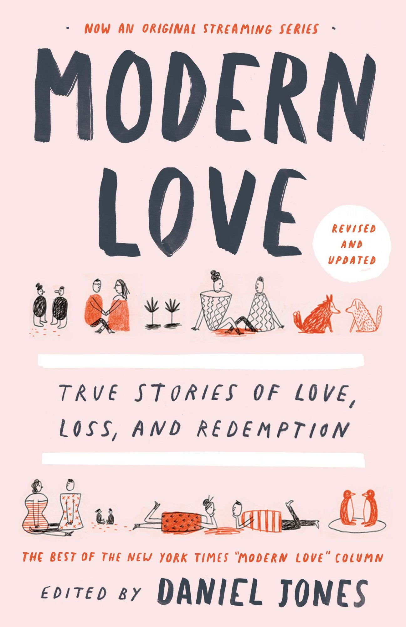 Modern Love book cover