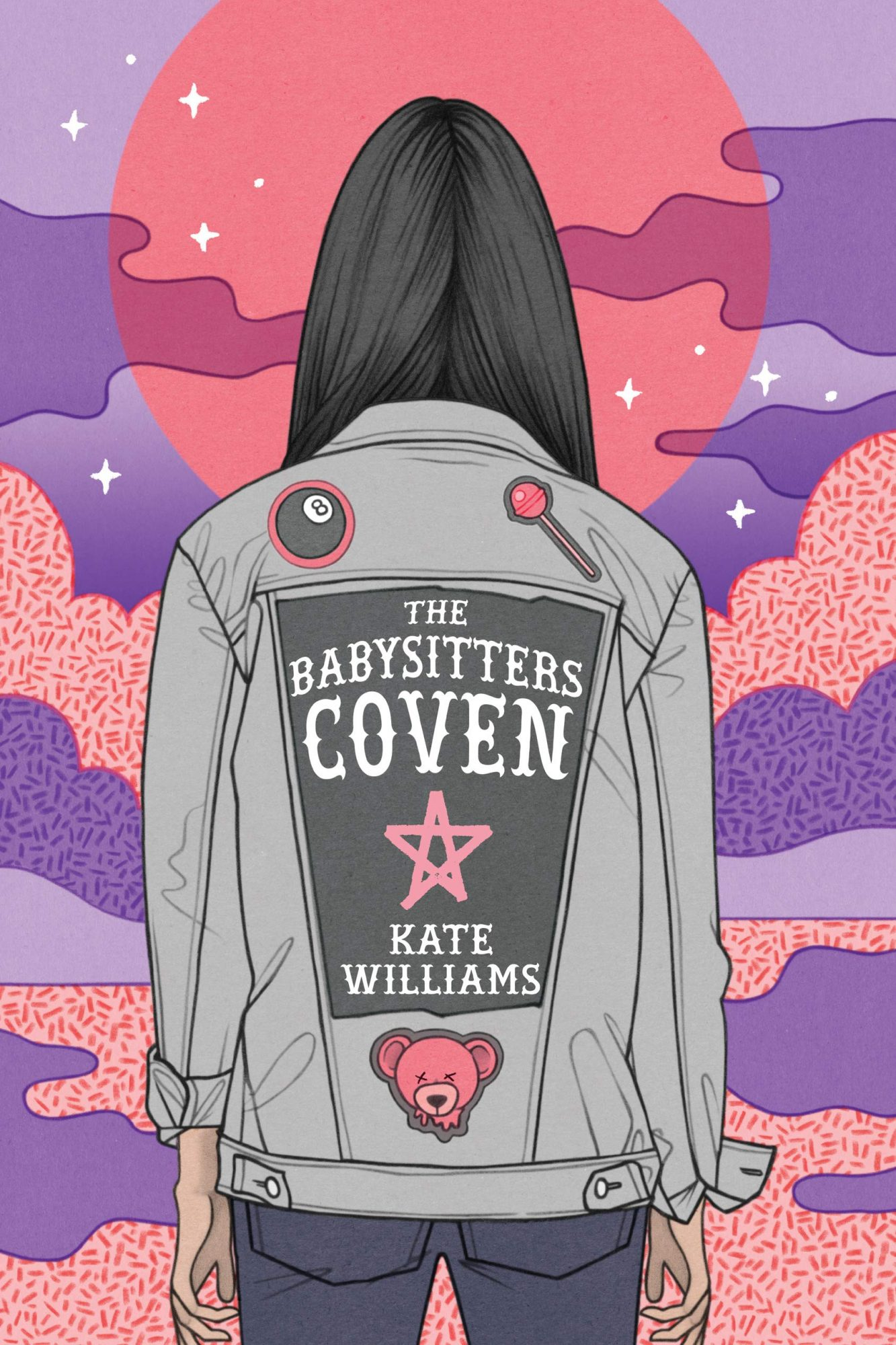 The Babysitters Coven book cover