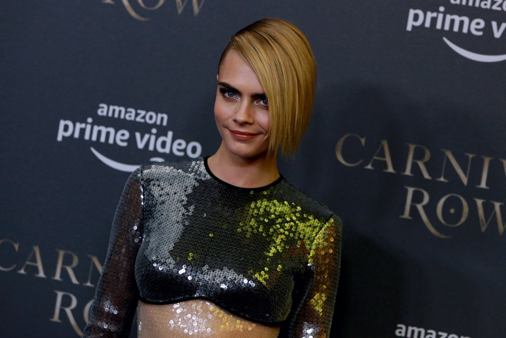 """Cara Delevingne attends the """"Carnival Row"""" Special Screening"""