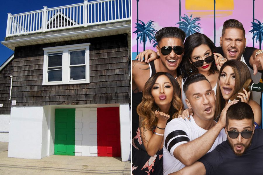 jersey shore beach house