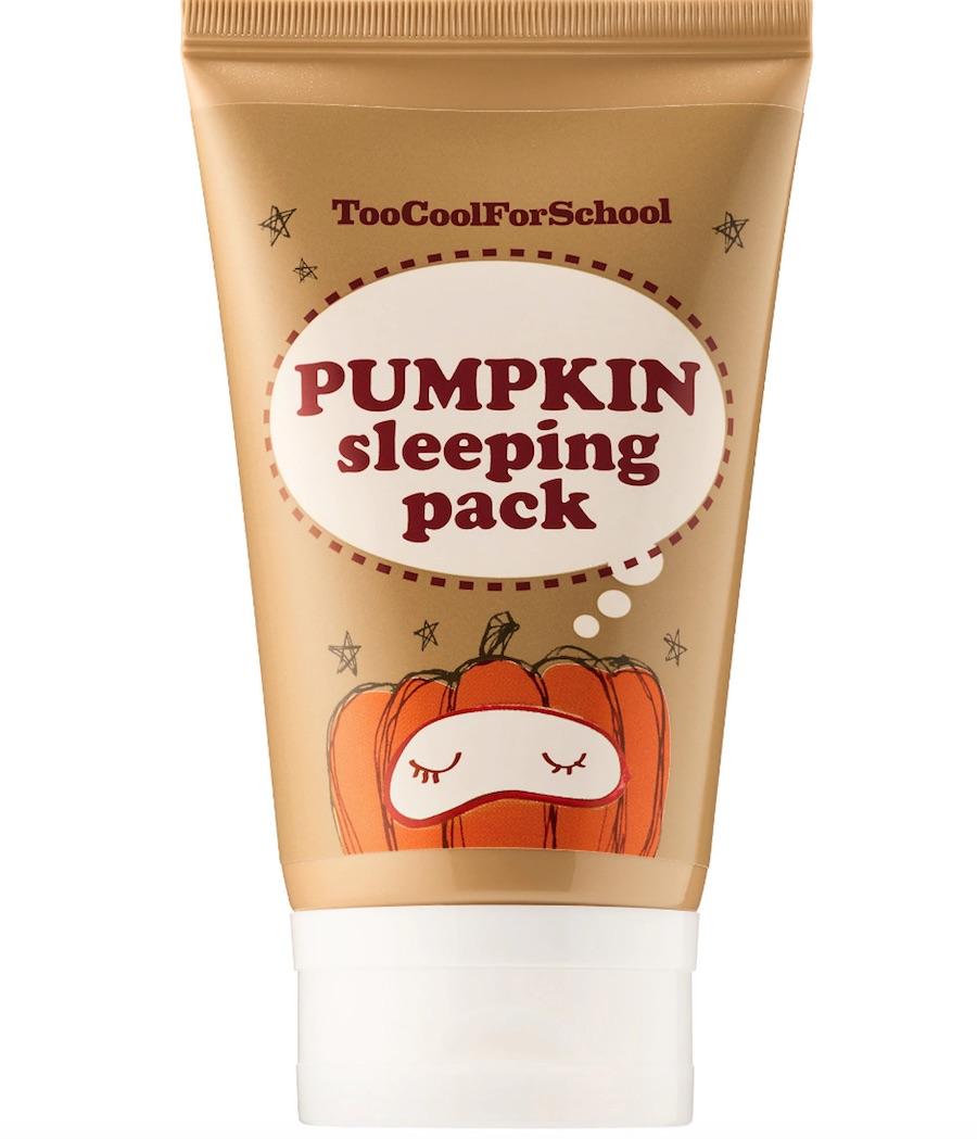 pumpkin beauty products