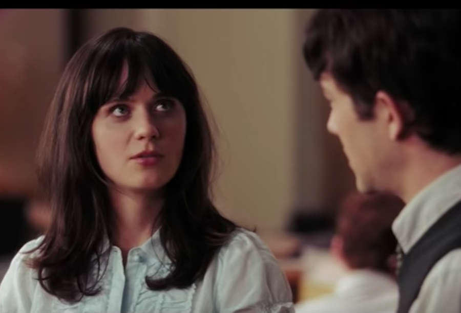 Scene from 500 Days of Summer
