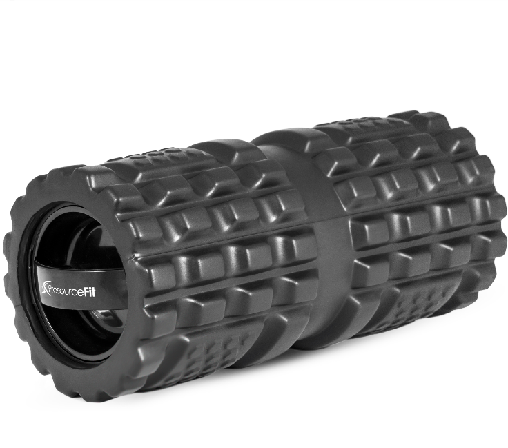 bets vibrating foam roller black from walmart
