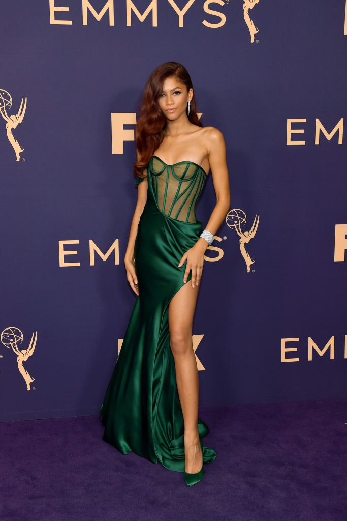 zendaya 2019 emmy awards, best emmys red carpet looks