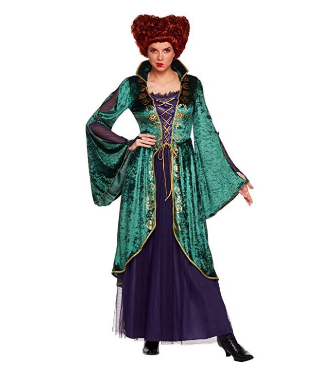 hocus pocus amazon halloween costume