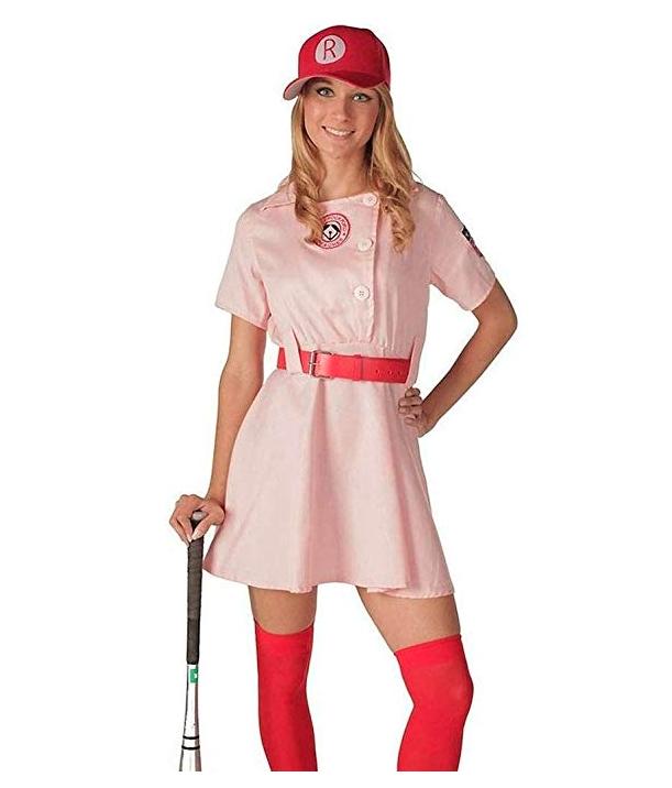 league of their own halloween costume easy cute halloween ideas
